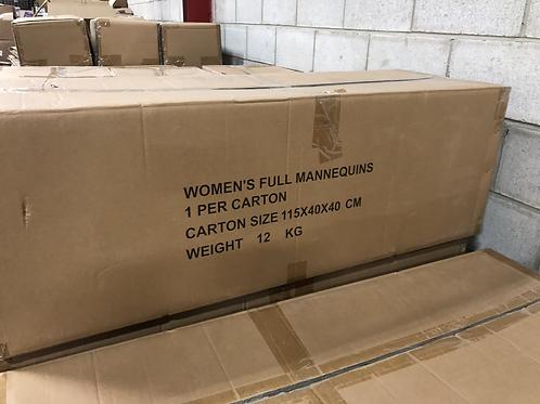 Women's Full Mannequin
