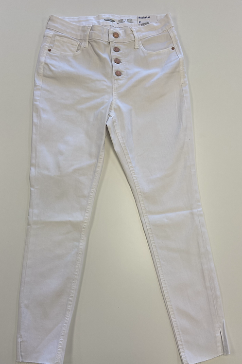 Super Skinny High Rise Jeans