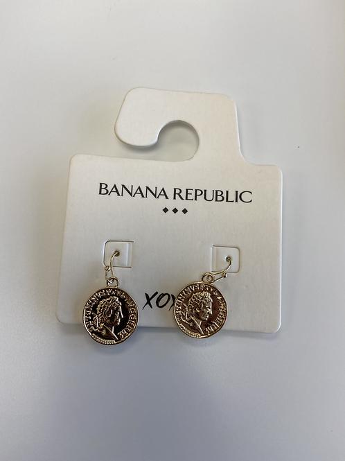 Earrings - Coins