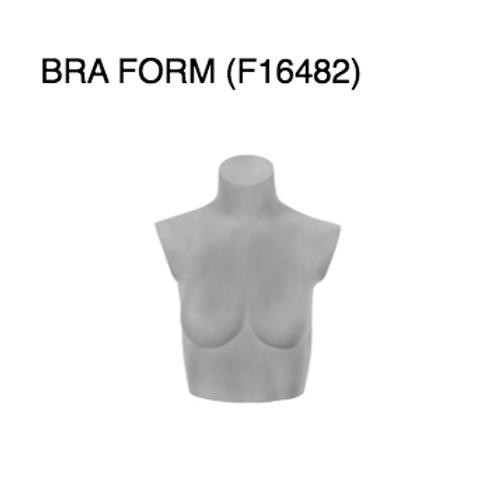 Bra Form Grey Sanded