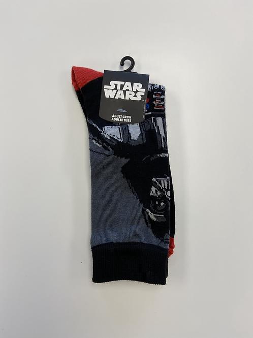 Socks - Star Wars Black