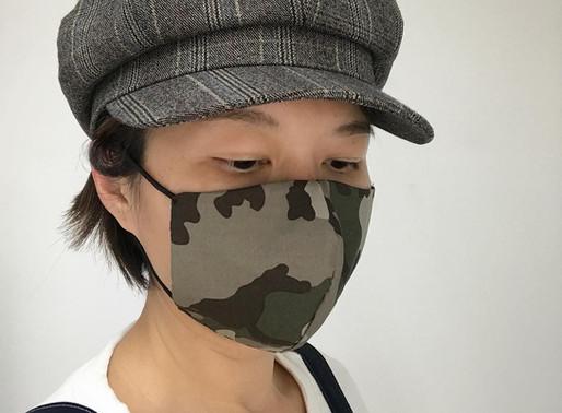 關於布口罩的安全使用問題