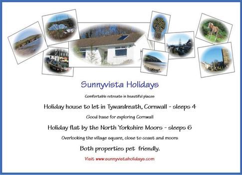 Sunnyvista Holidays
