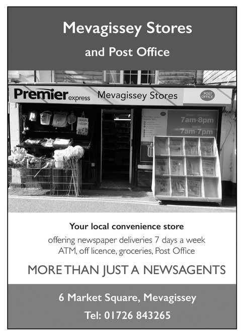 Mevagissey Stores and Post Office