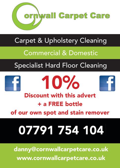 Cornwall Carpet Care