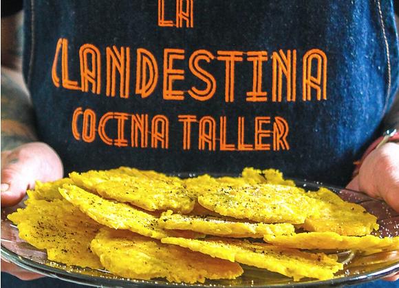 El Cocinero Soy Yo en La Clandestina