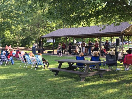 2020 Music in the Parks Covid-19 Updates