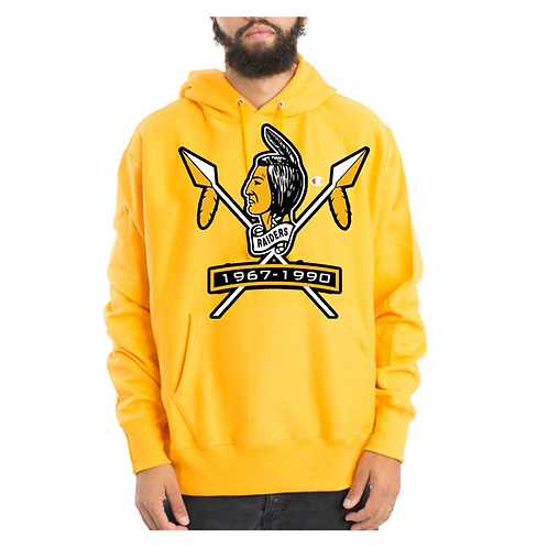 WWR Gold Hoodie