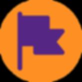 TCCS REPORT ABUSE or back purple flag.pn