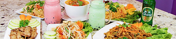 NOODLES & RICE DISHES