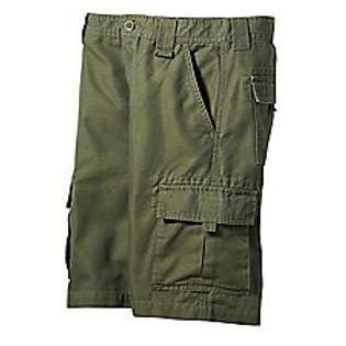 Canvas Uniform Shorts