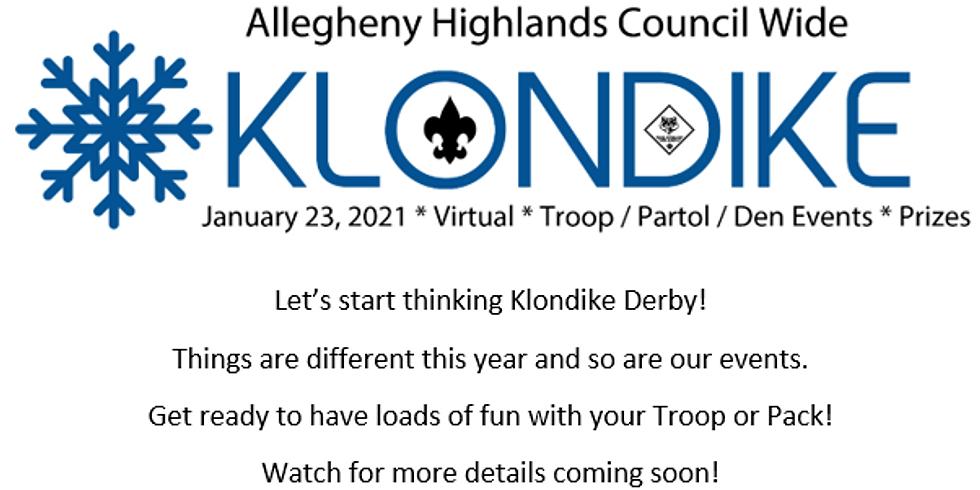 Virtual Klondike 2021
