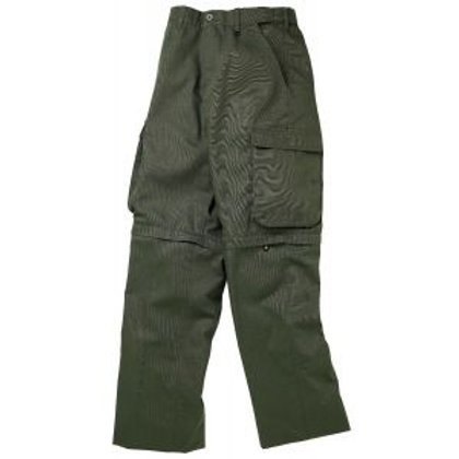 Ladies Boy Scout Uniform Canvas Pants
