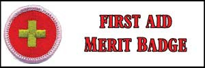 First Aid Merit Badge Changes