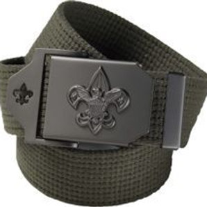 Centennial Boy Scout Web Belt