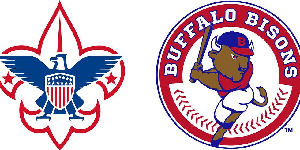 Buffalo Bisons Scout Night