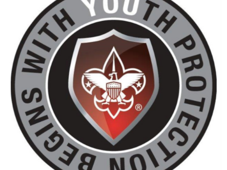Youth Protection Training Begins with You!