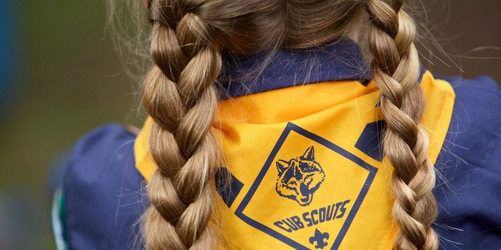 Cub Scout Fun Day
