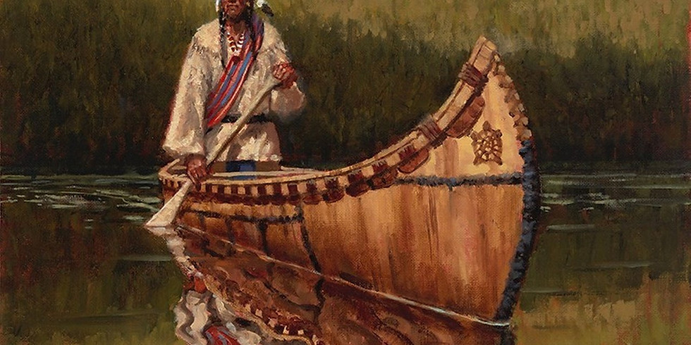 OA Canoe Trip