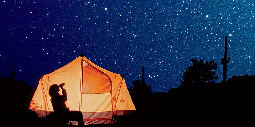 Invitation to Adventure Spring Camporee - Where in Space