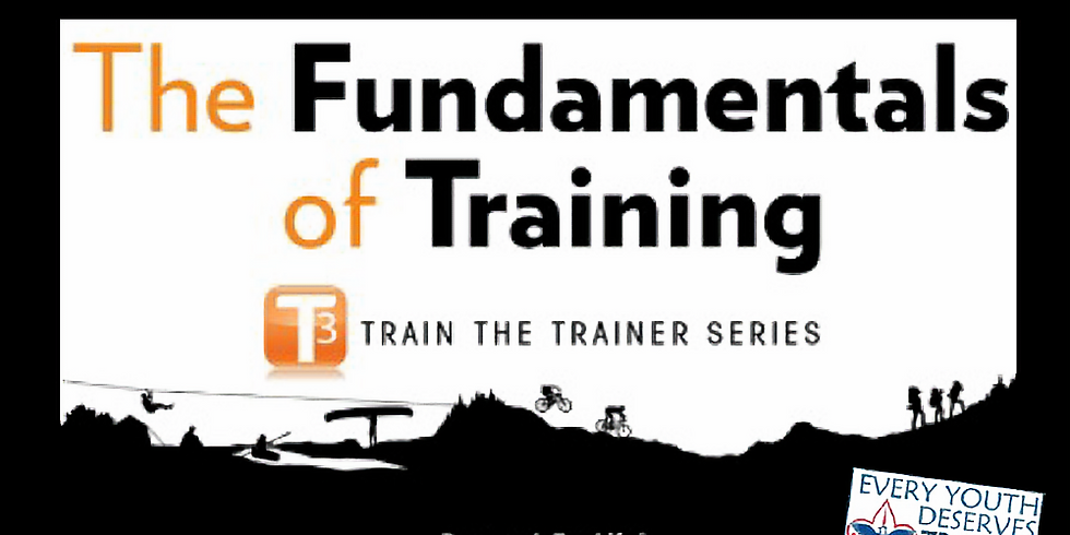 Fundamentals of Training