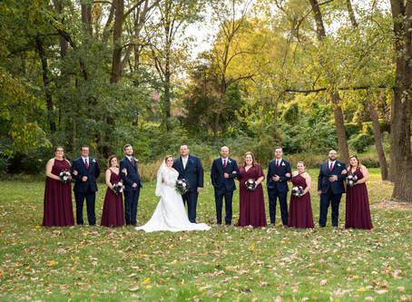Arlington Heights Wedding Photographer | Matt & Lauren | Lake County