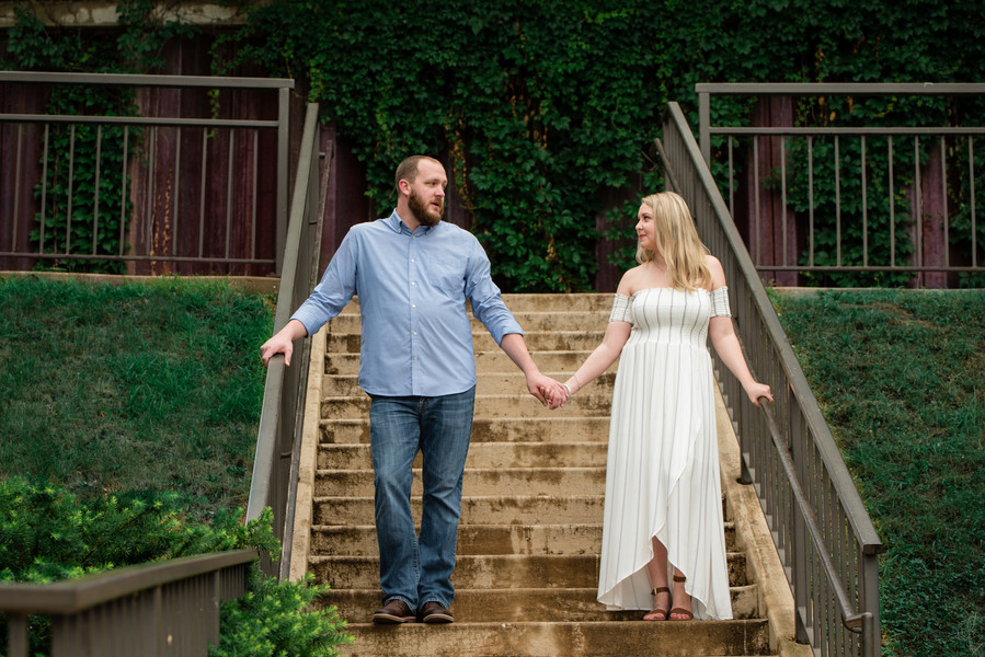 Jessica M. Photography Engagement Photographer Glenview IL