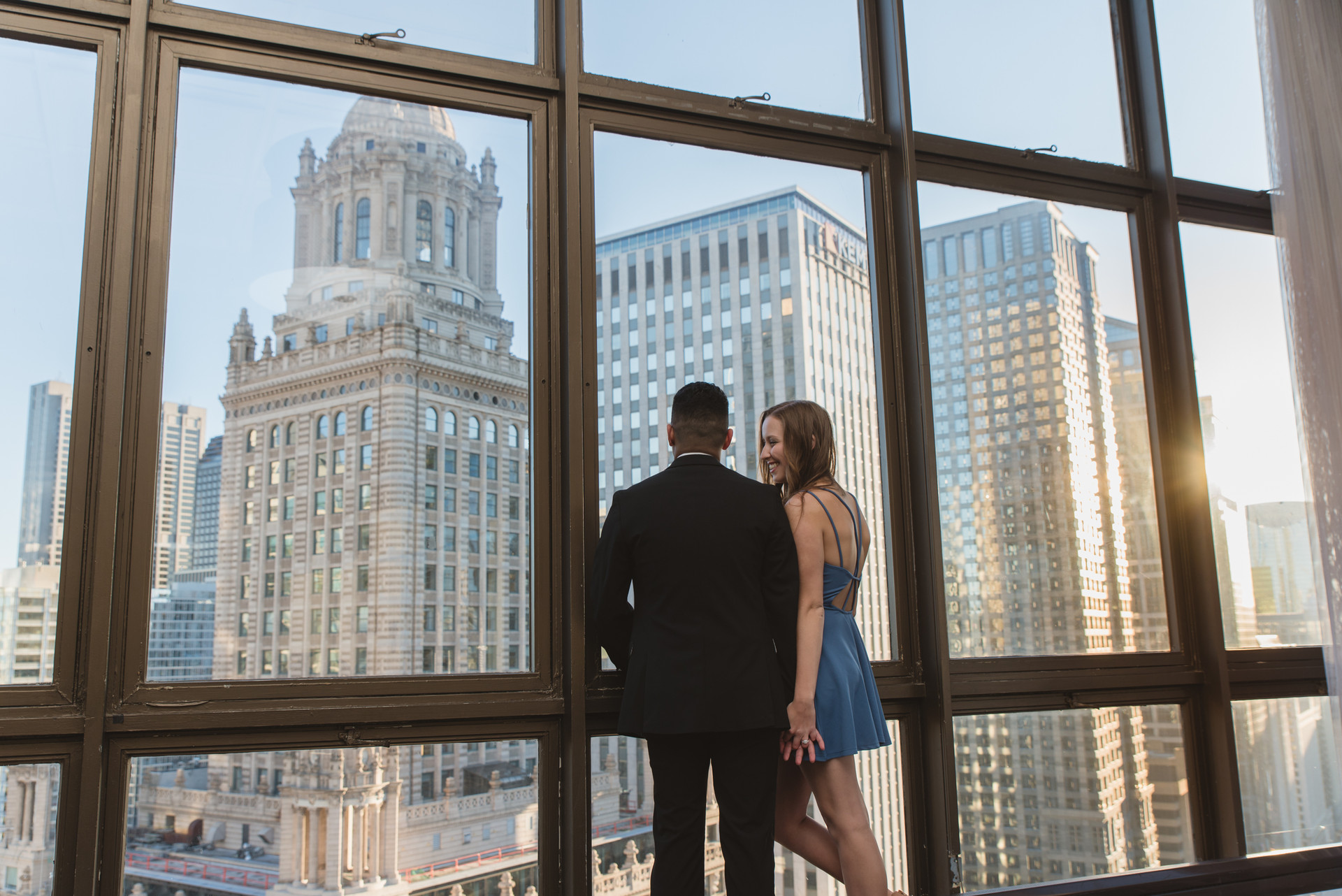 Jessica M. Photography Engagement Photographer Chicago IL