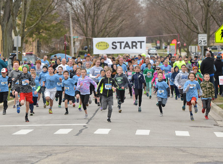 Arlington Heights Event Photographer | ABC/25 Just Move It Challenge | Spring 2018