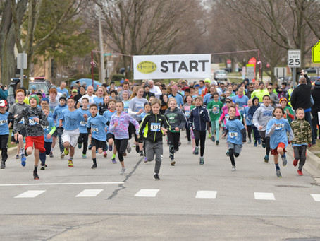 Arlington Heights Event Photographer   ABC/25 Just Move It Challenge   Spring 2018