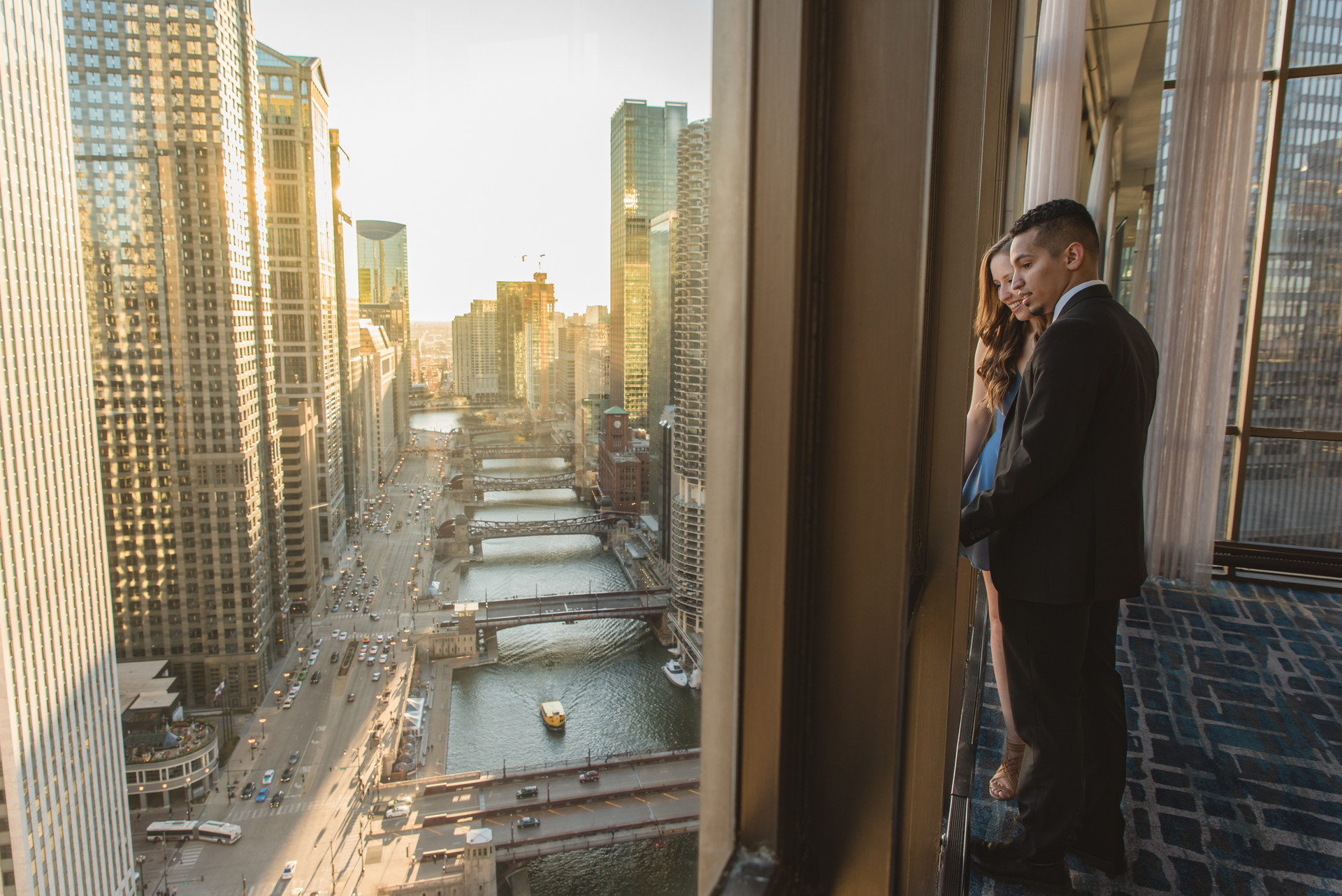 Jessica M. Photography Chicago Engagement Photographer IL