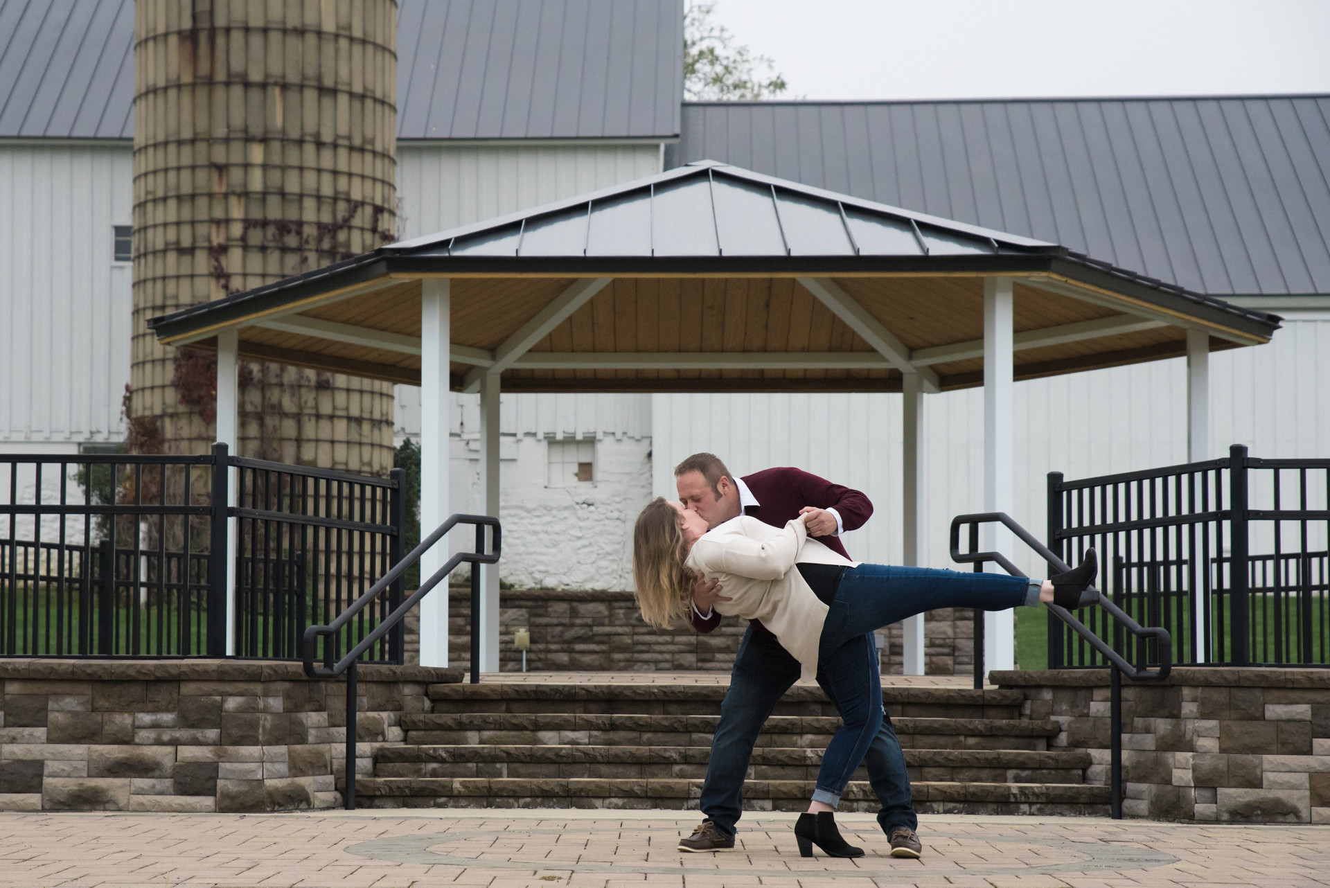 Jessica M. Photography Engagement Photographer Buffalo Grove IL
