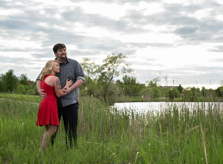 Glenview Engagement Photographer | Mike & Jessica