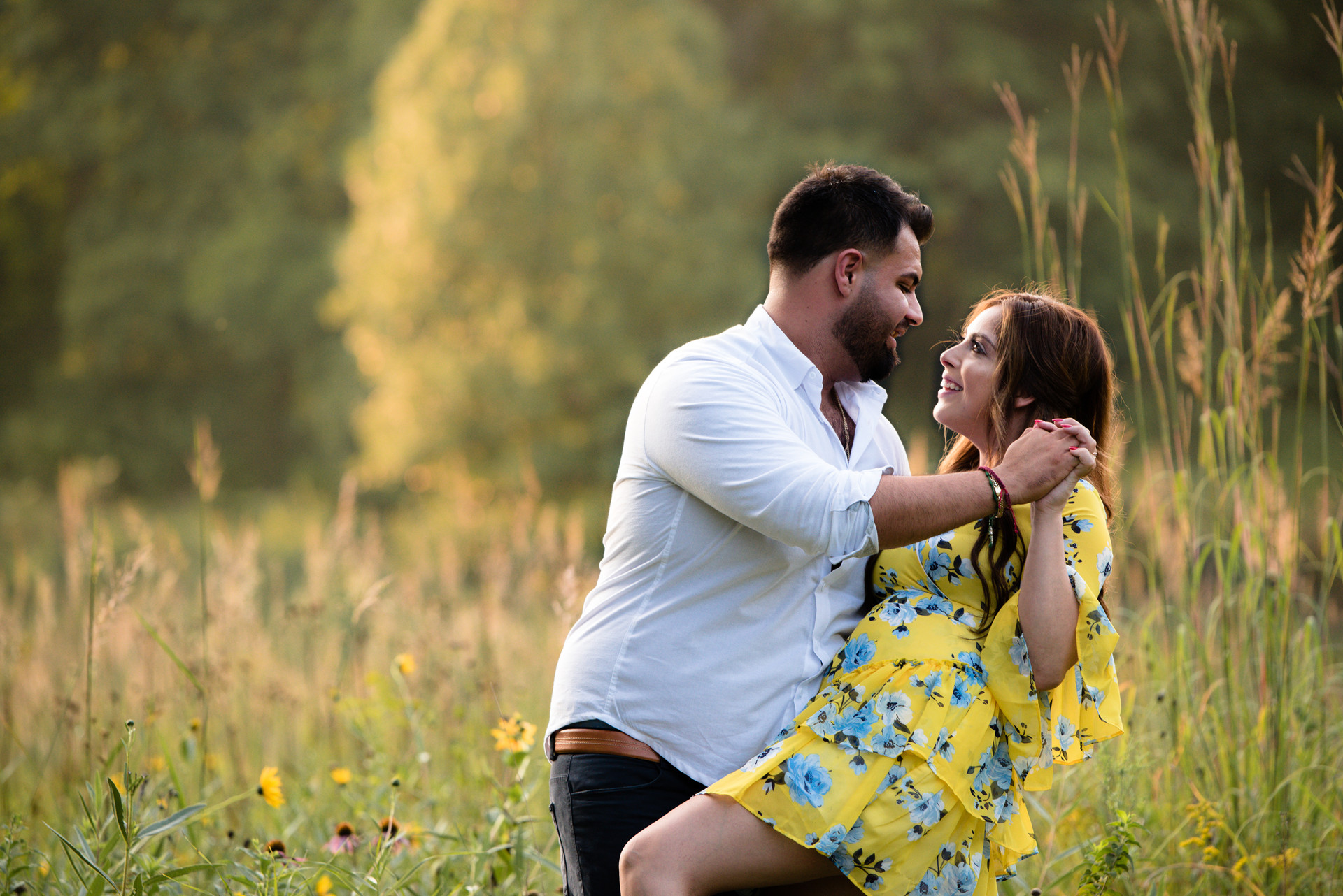 Jessica M. Photography Engagement Photographer Crystal Lake IL