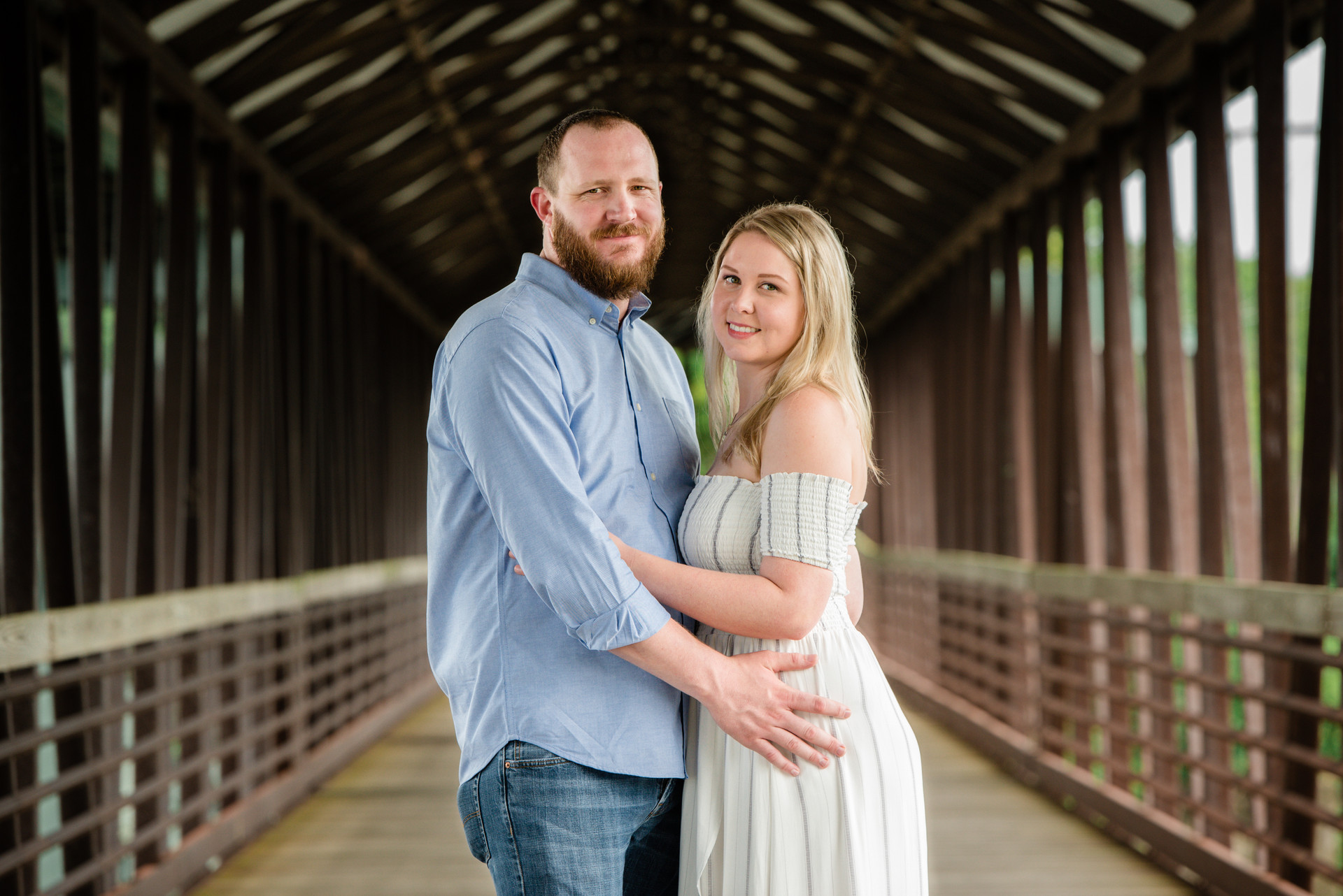 Jessica M. Photography Engagement Photographer St. Charles IL