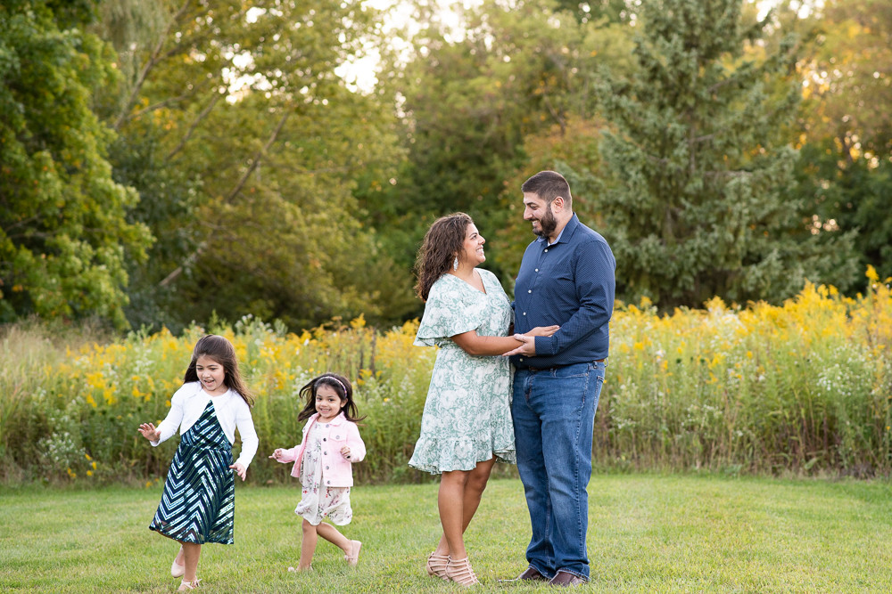 Glenview Photographer Family Session