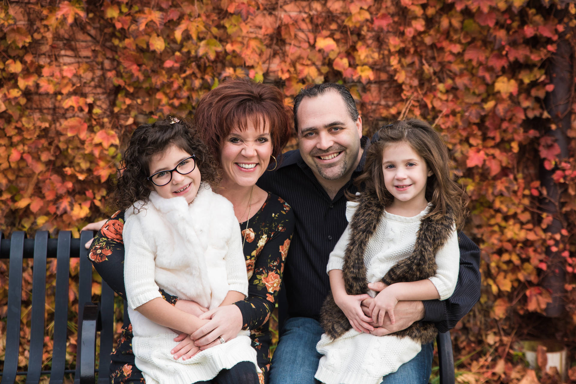 Arlington Heights Family Photographer Fall Session