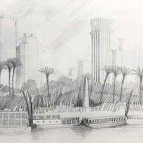 River Nile, Cairo
