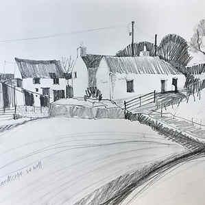 Derbyshire Farmstead