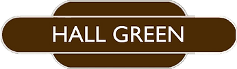 Hall Green Rail Station