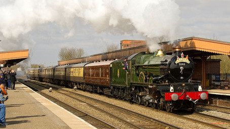 Shakespeare Line Looks Forward to Summer of Steam Trains