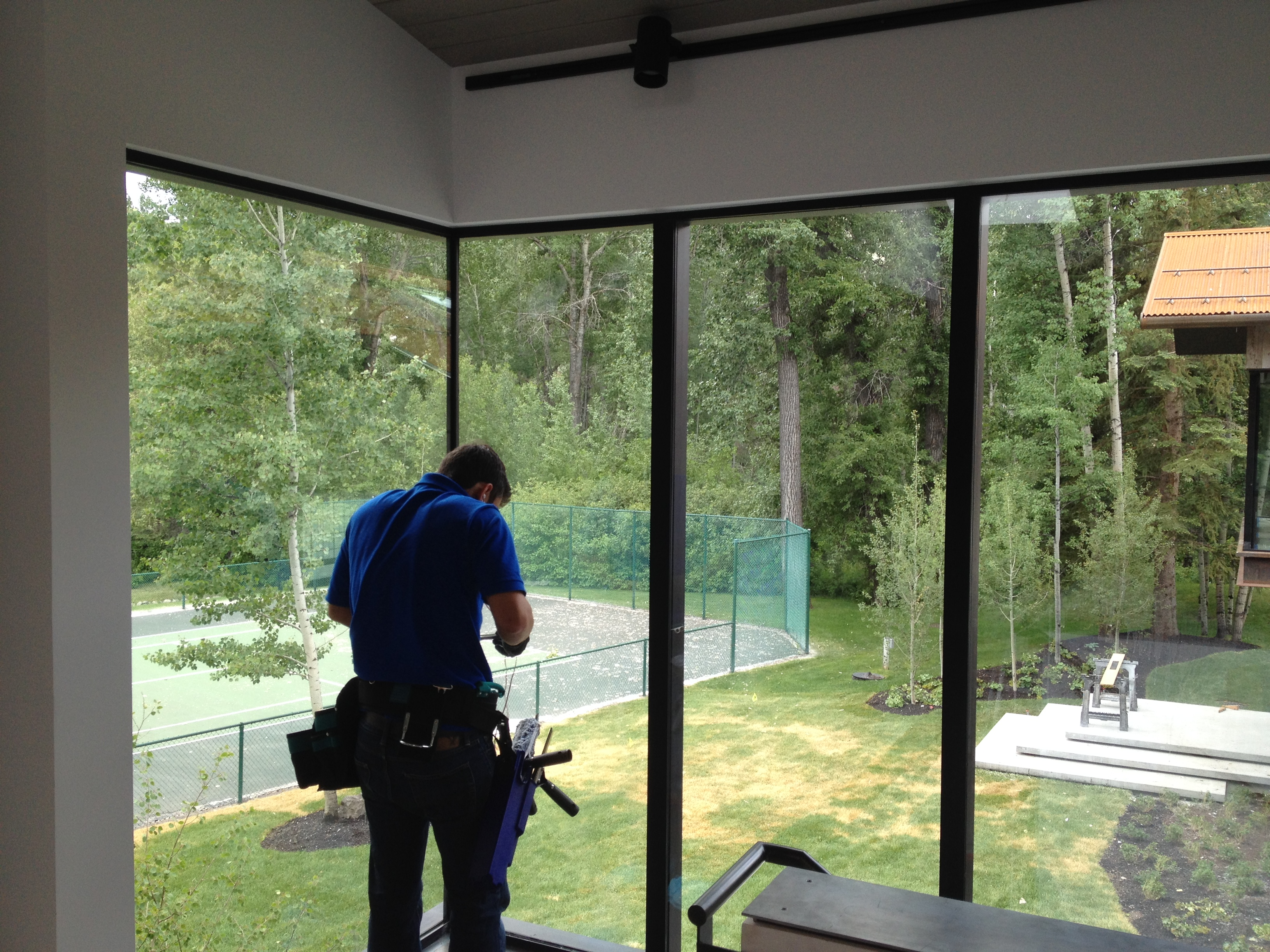 ketchum window cleaning - detailing