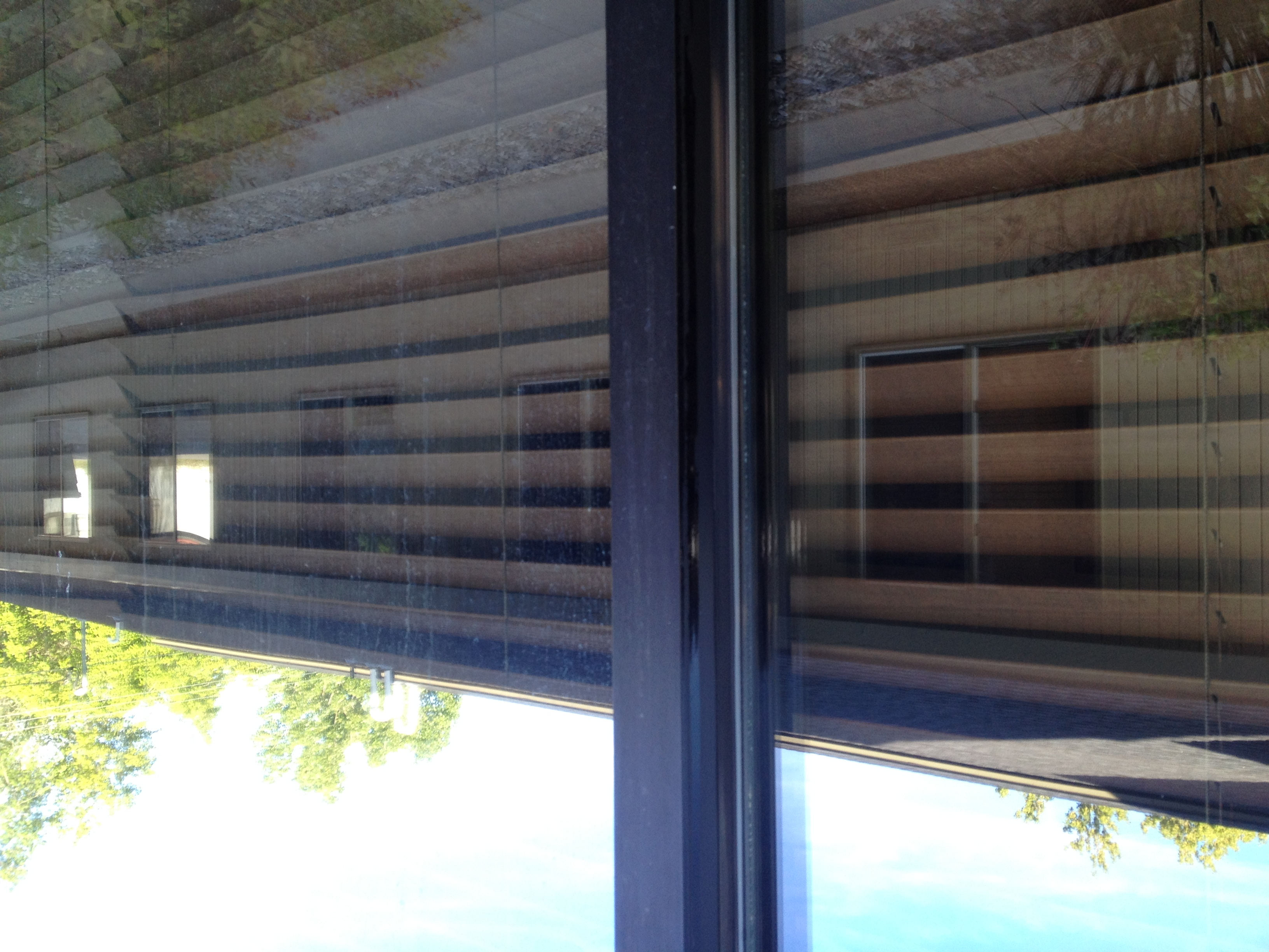window cleaning ketchum before after