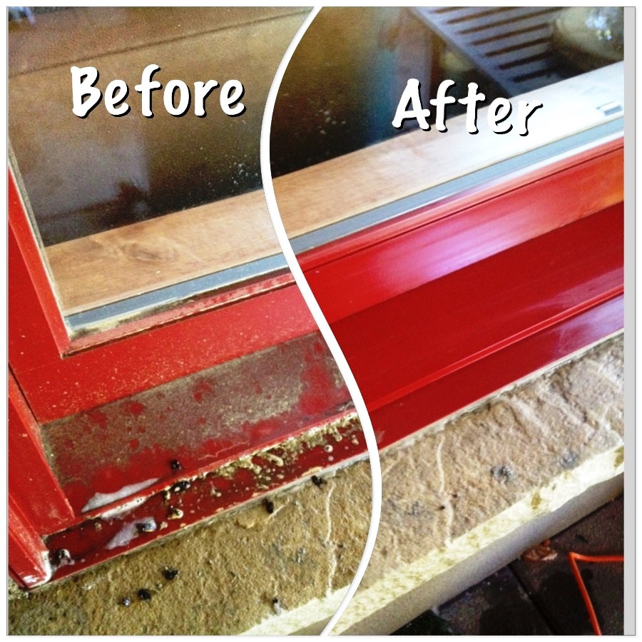 Ketchum Window Cleaning - before-after3