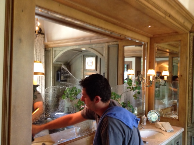 Ketchum Window Cleaning - mirrors