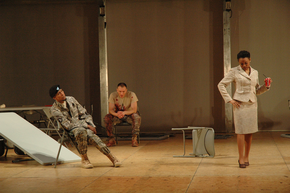 Ajax/American Repertory Theater