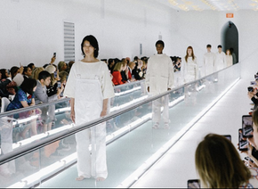 IMAGINE AN INDUSTRY WITHOUT FASHION WEEK