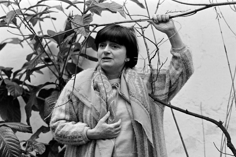 Varda in 1986