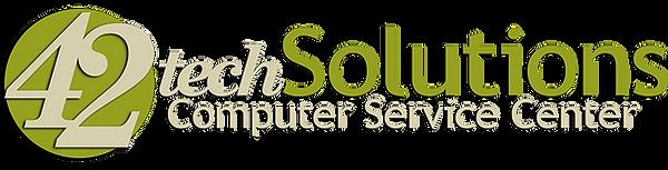 42 Tech Solutions Computer Service Center