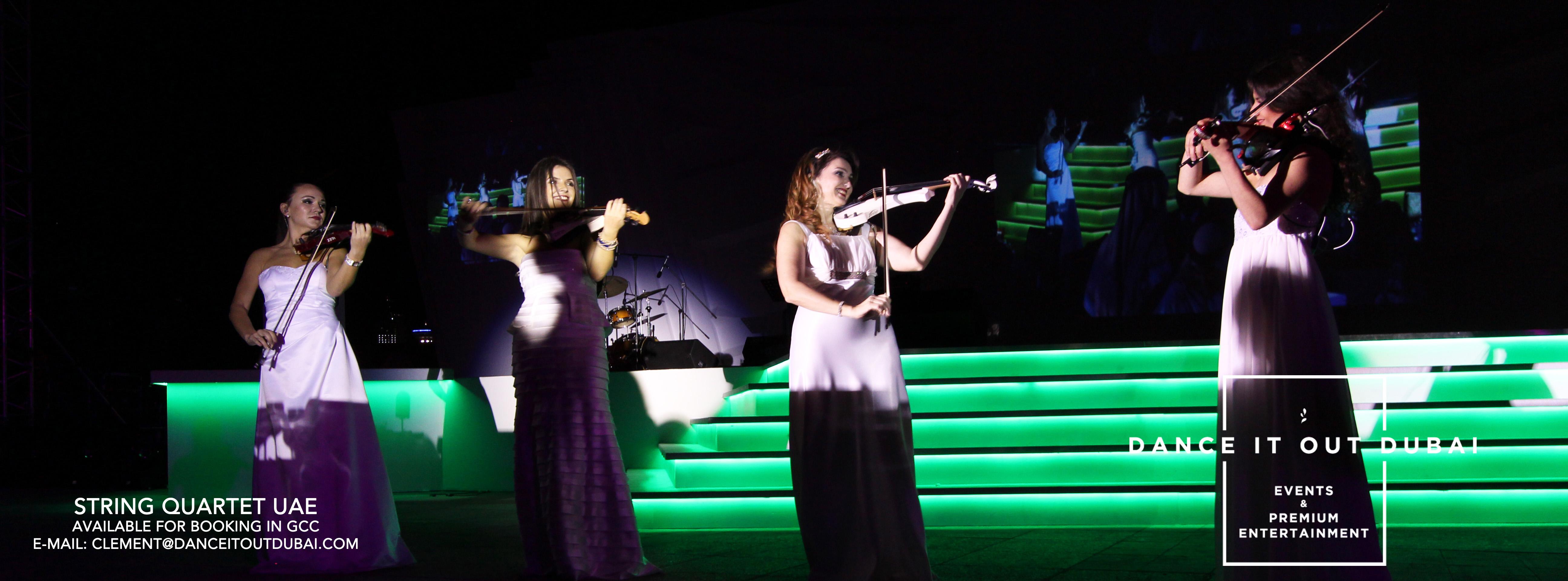 musicians dubai